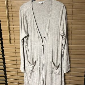Maurices Plus  Size Long Cardigan